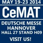 CeMAT – The whole world of intralogistics at a single venue