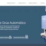 web gancho automático