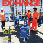 Elebia on the Wire Rope Exchange cover