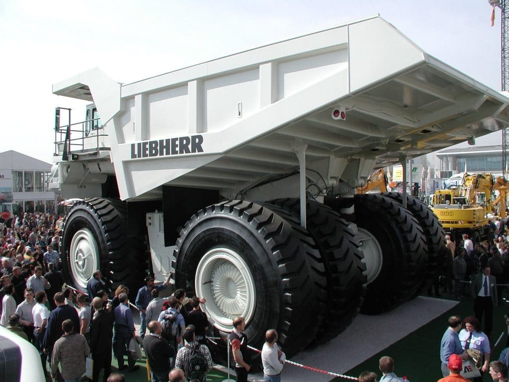 biggest machines in the world