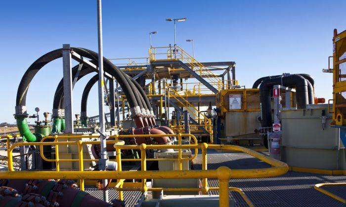 Lithium Mine Processing Plant