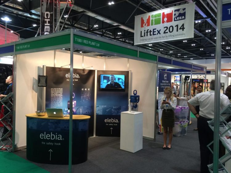 SafetyExpo2014 e1550576426517 - Elebia @ Liftex 2014