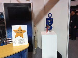star product 300x225 - Elebia wurde für Star Produkt auf der Speedy Expo nominiert