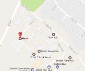 google maps elebia