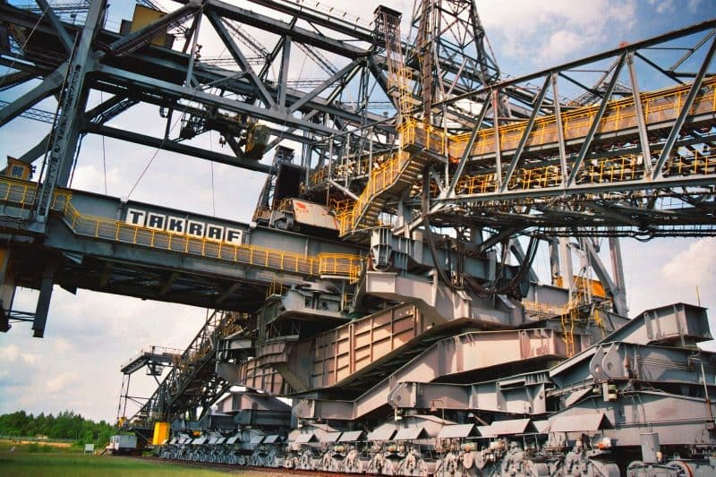 largest machines in the world
