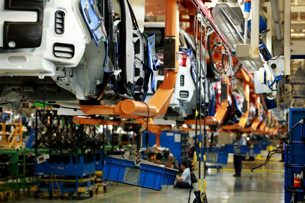 Development of lean manufacturing