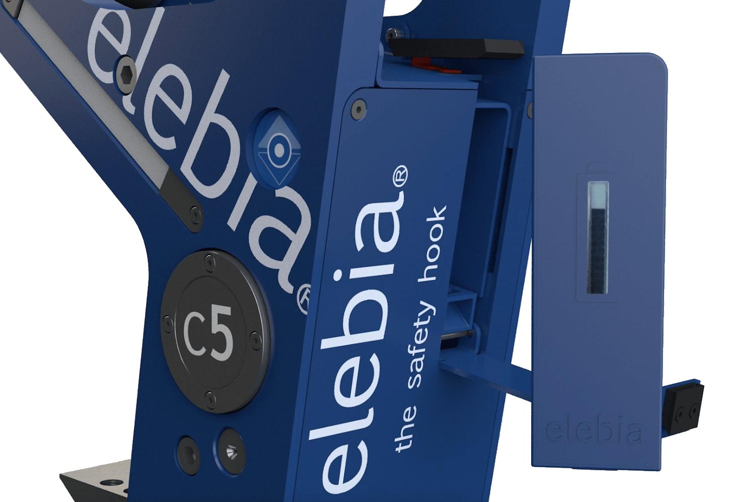 Bateria Eficiente Garras Elevadoras - Garras de Elevación