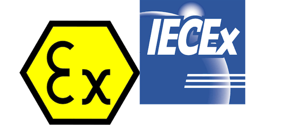 certification atex/iecex