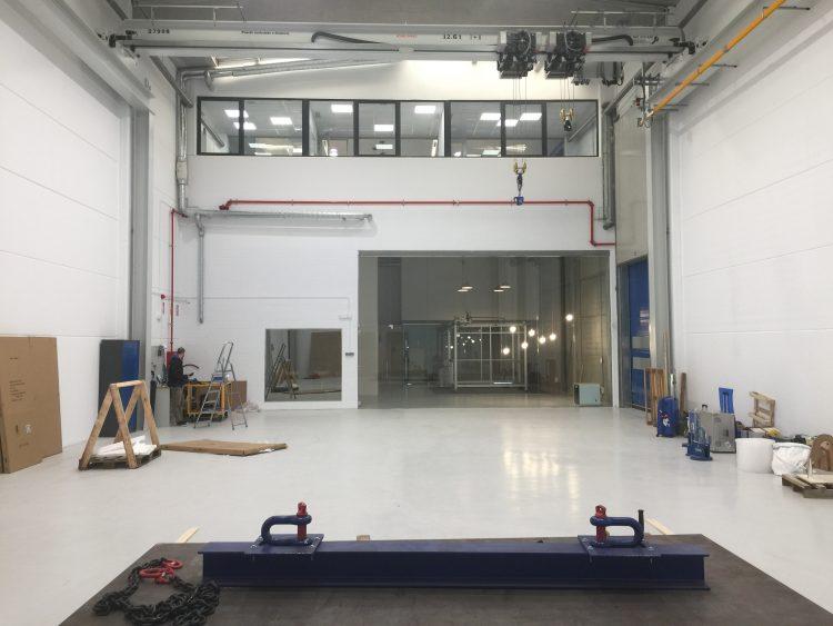 Showroom e1550572921730 - Nueva Sede Central para Elebia