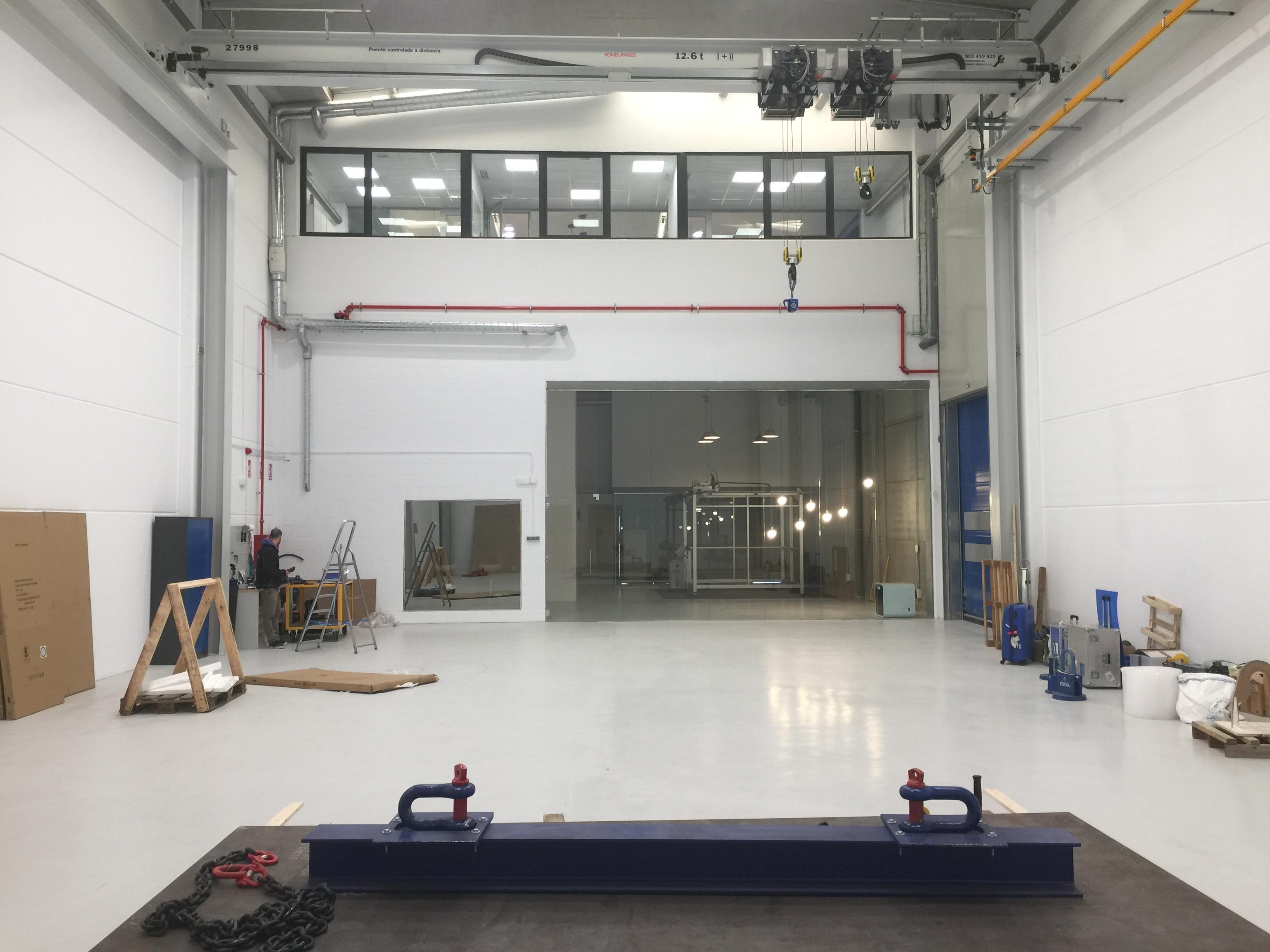 Showroom - New Headquarters for Elebia
