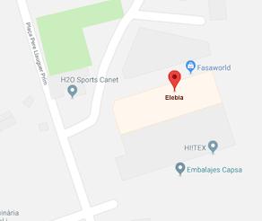 google maps canet