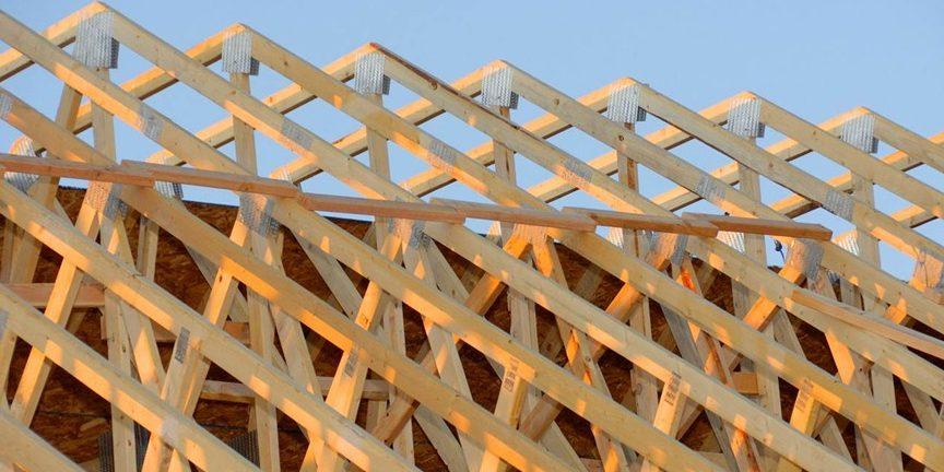 Timber Roof Trusses cerchas de madera