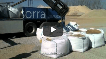 Artissora Big Bags with Aggregates - Application Videos