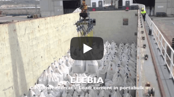 Big Bags with Cement - Application Videos