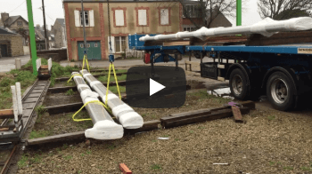 Masts for Boats - Vidéos d'Applications