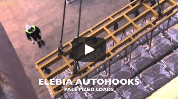 Palletized Load of Big Bags - Application Videos