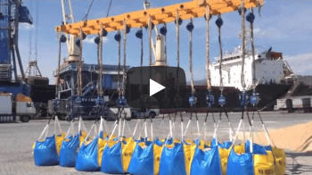 Servimad Port of Málaga - Application Videos