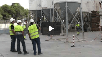 Silos Manoeuvering - Application Videos