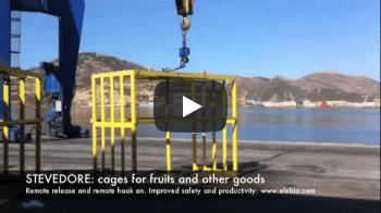 Stevedore Cage - Application Videos