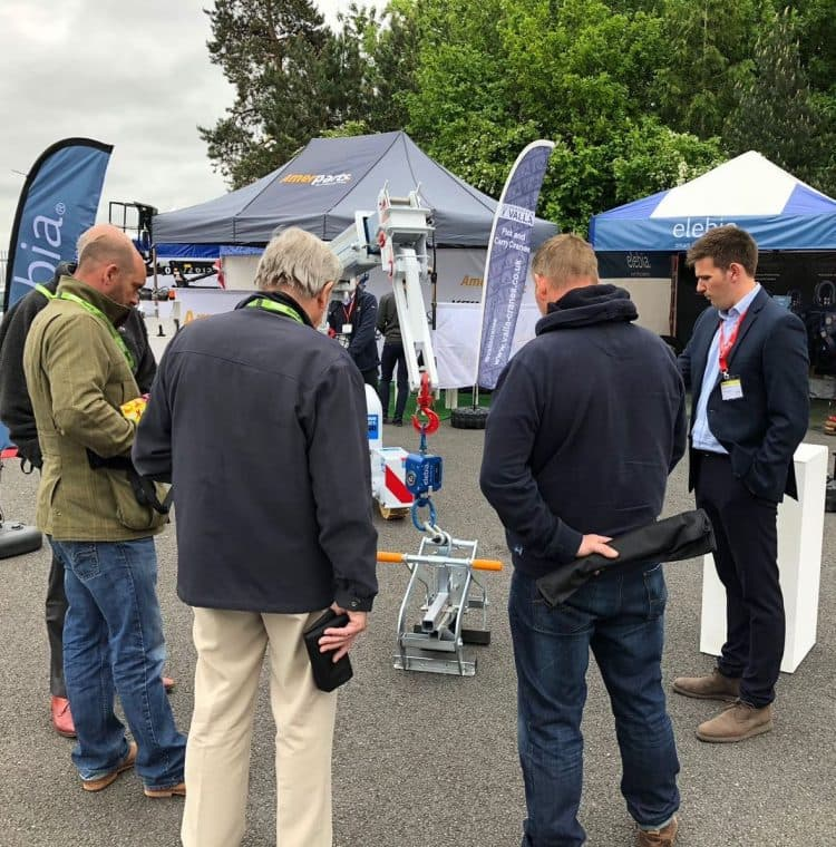 elebia at vertikal days UK 2018 e1550572474128 - Elebia @ Vertikal Days 2018