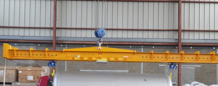 lifting beam e1550576375265 - Crane Lifting Beams