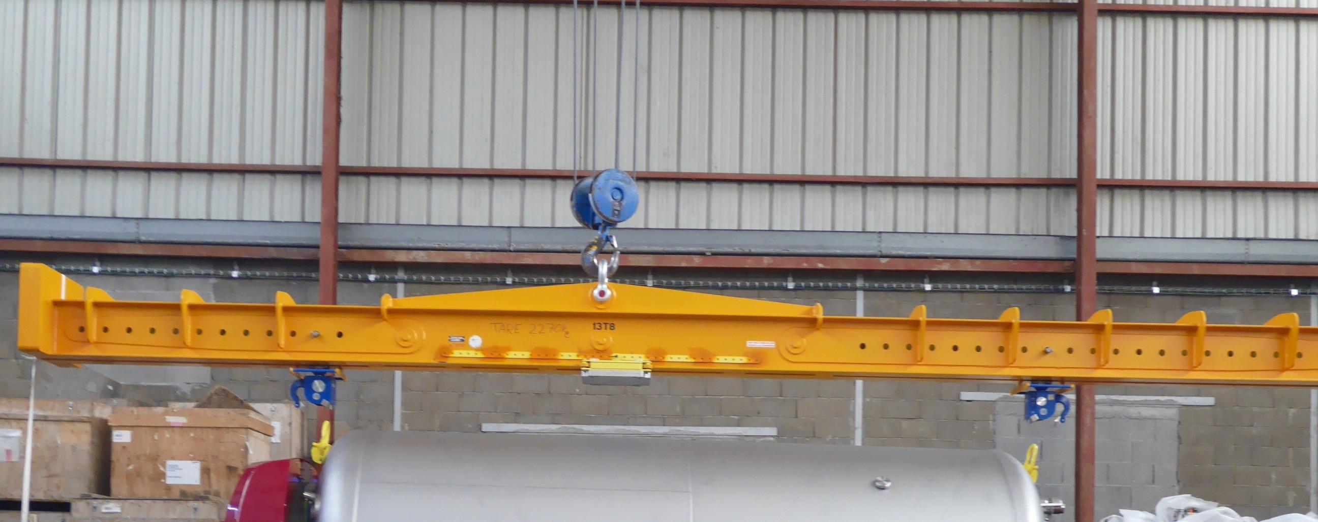 lifting beam - Crane Lifting Beams