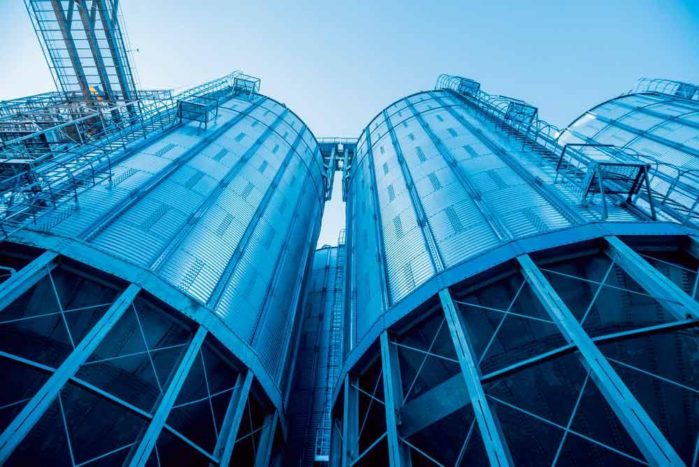 tipos silos almacenamiento - Silos de Almacenamiento