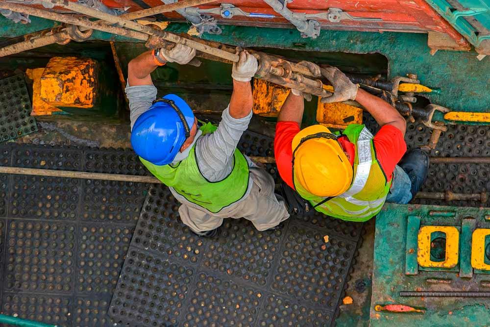 riesgos laborales estibadores portuarios - Estibadores Portuarios: Qué son y qué hacen?