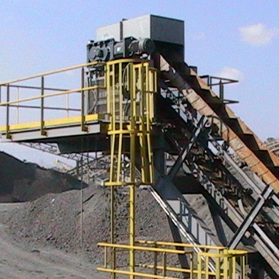 Bulk Handling - Bergbauindustrie