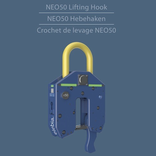 NEO50 User Manual - NEO50 Lifting Hook