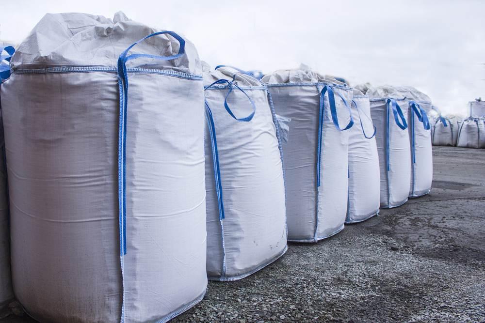 jumbo bags - Shipping of Big Bags