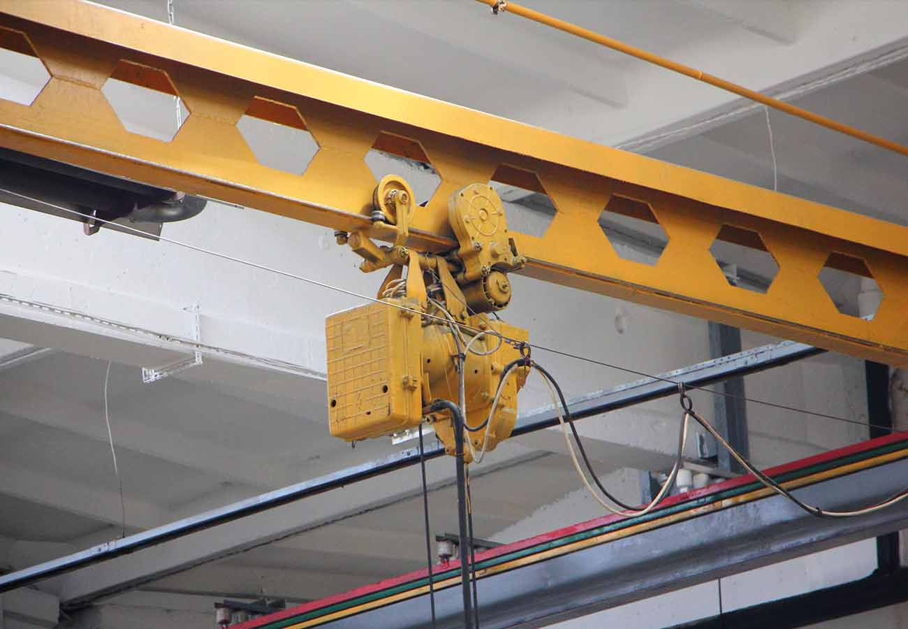 monorail crane - Monorail Crane: What is it, Types and Benefits