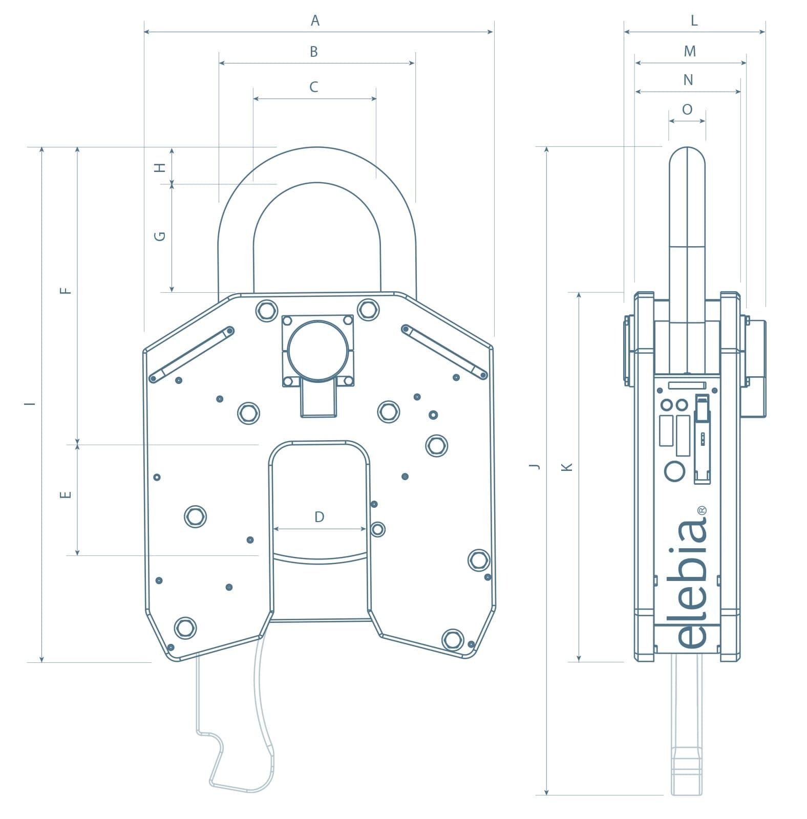 neo100 b - NEO100 Lifting Hook