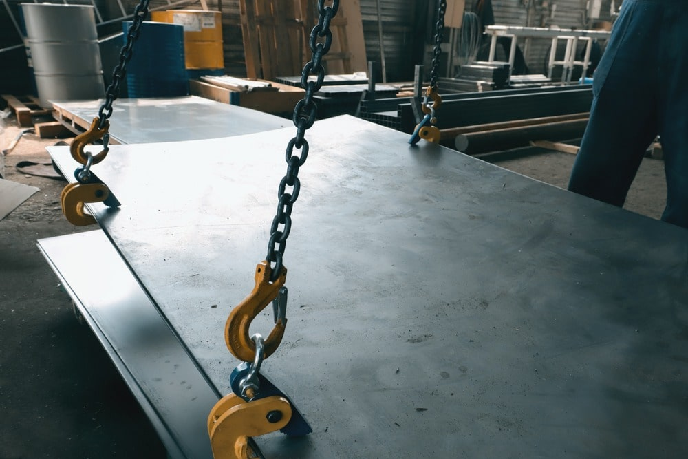 lifting device - Below-the-Hook Lifting Device