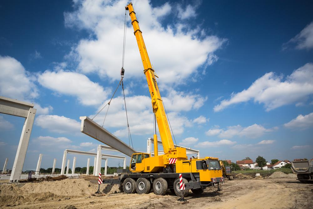 type of mobile cranes - 12 Types of Mobile Cranes