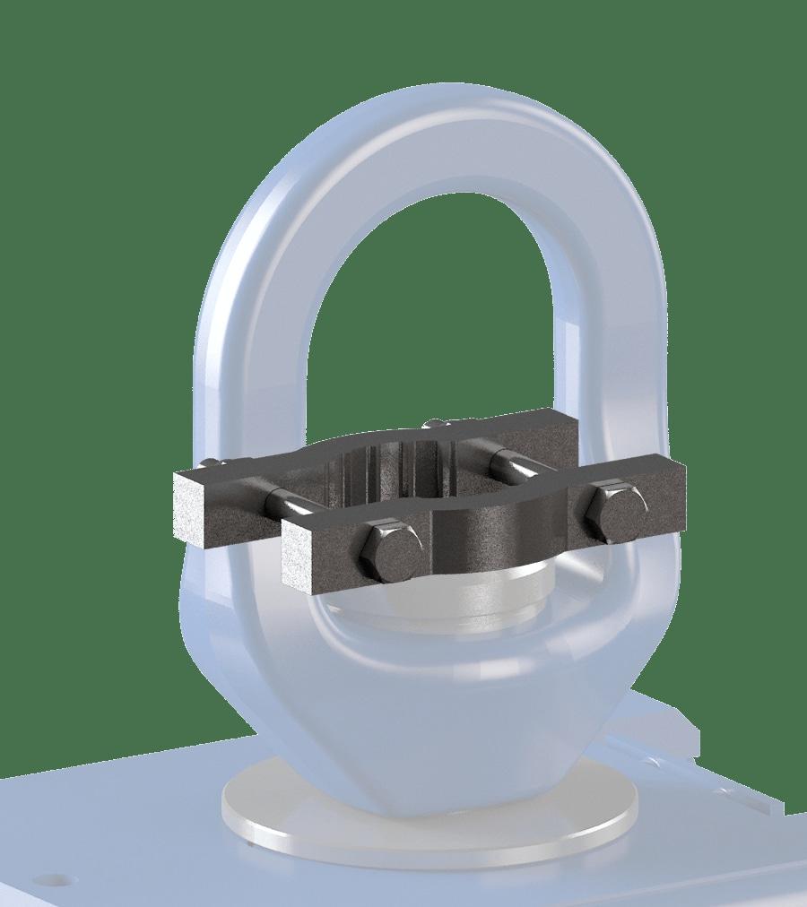 evo5 Swivel Lock - Поворотный замок