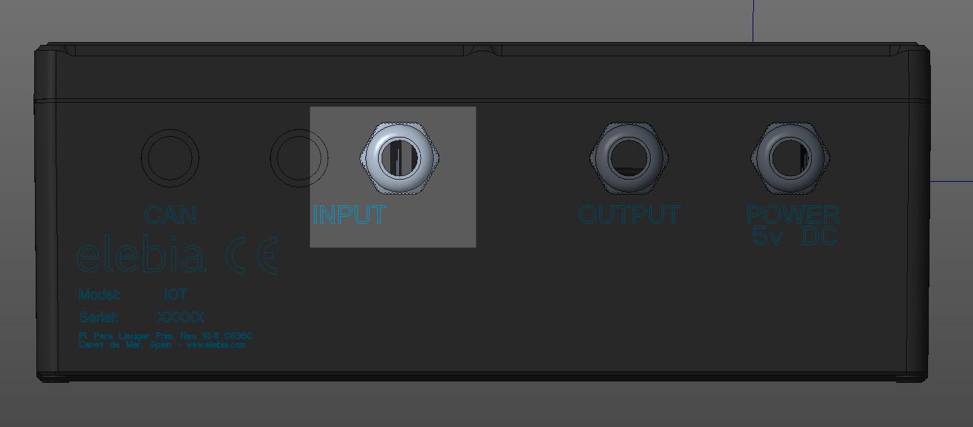 input - Z - The eLINK + tagline